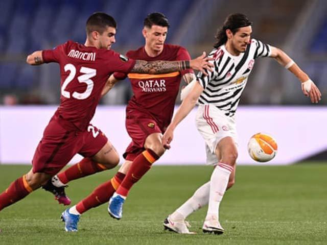 """Kết quả Europa League AS Roma - MU: Xuất thần De Gea, an toàn nhờ """"thần tiễn"""""""