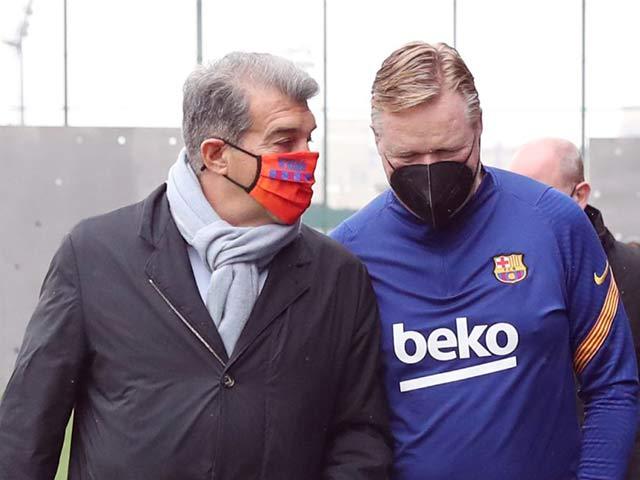 """Chủ tịch Barca tìm người thay Koeman: Phớt lờ Xavi, bất ngờ nhắm """"vua Nam Mỹ"""""""