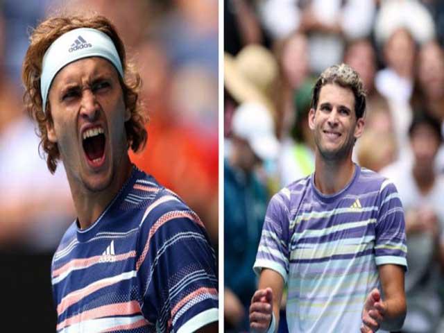 """Video tennis Zverev - Thiem: 98 phút tranh hùng, """"hoàng tử"""" Áo nấc nghẹn (BK Madrid Open)"""