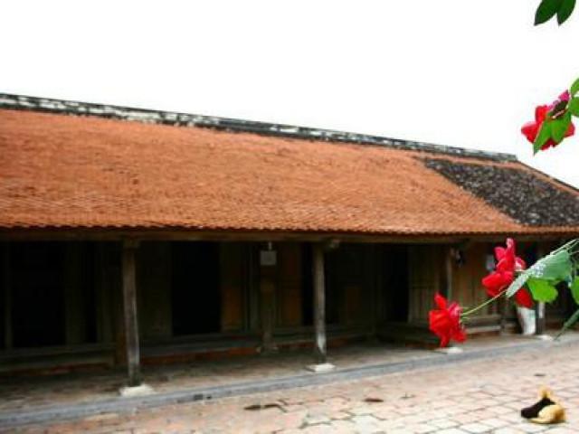 Cận cảnh nhà cổ hơn 200 tuổi ở xứ Thanh