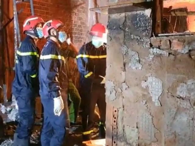 """Những """"tử huyệt"""" trong vụ cháy nhà 8 người chết ở TP.HCM"""