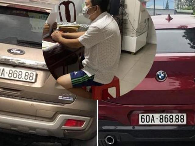 Sốc với lý do chủ xe xài biển số giả siêu đẹp ở Đồng Nai