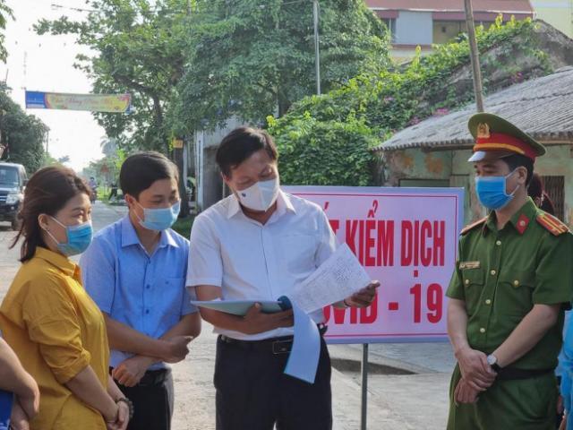 Quảng Ninh thông báo khẩn, tìm người nhận thịt bò, thịt lợn từ bệnh nhân COVID-19