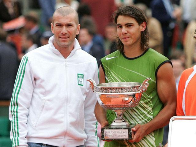 Nóng nhất thể thao trưa 9/5: Nadal ủng hộ Zidane tiếp tục dẫn dắt Real Madrid