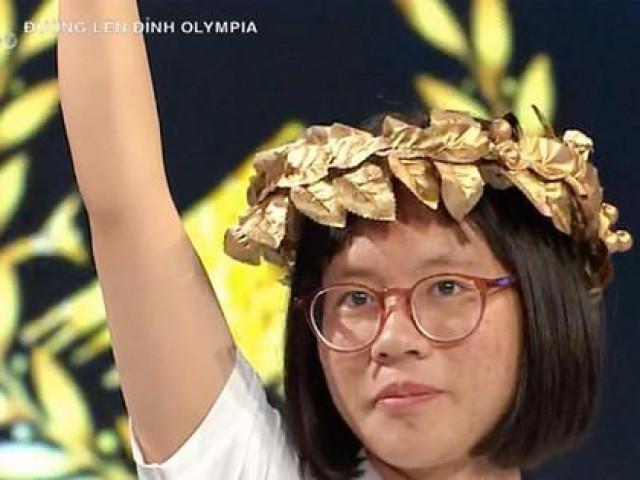"""Phương Nga ghi """"bàn thắng vàng"""", ngược dòng giành vòng nguyệt quế Olympia"""