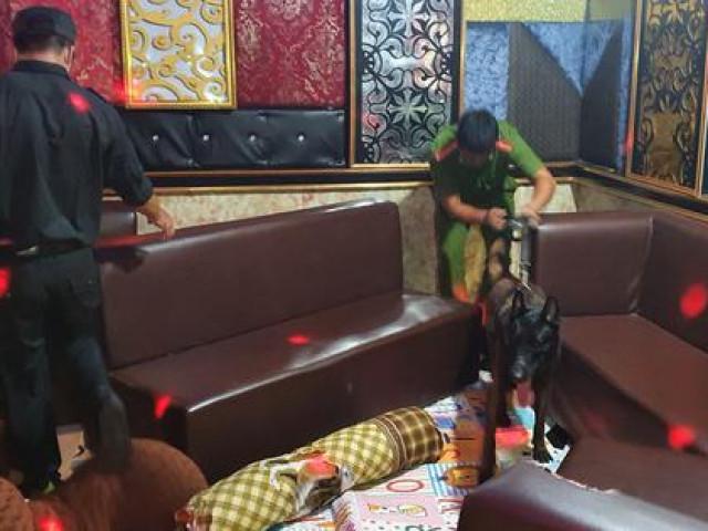Dịch COVID-19 phức tạp, 11 thanh niên vẫn tụ tập, chơi ma túy trong quán karaoke