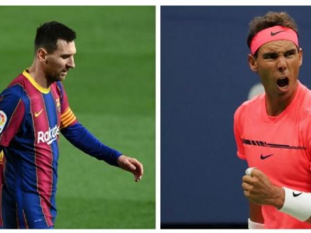 Tennis 24/7: Messi nể phục Nadal, Federer được hiến kế vô địch Wimbledon