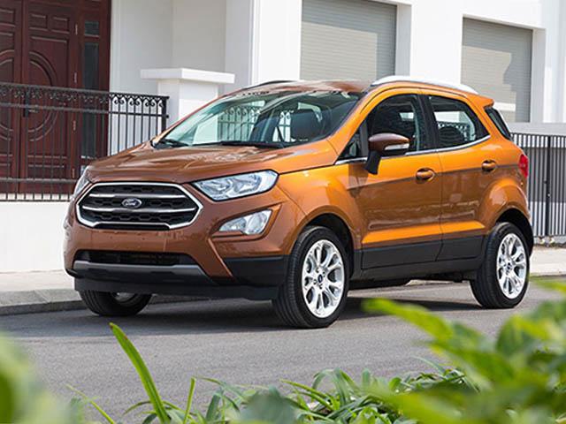 Kích cầu mua sắm một số đại lý giảm hơn 51 triệu đồng cho xe Ford Ecosport