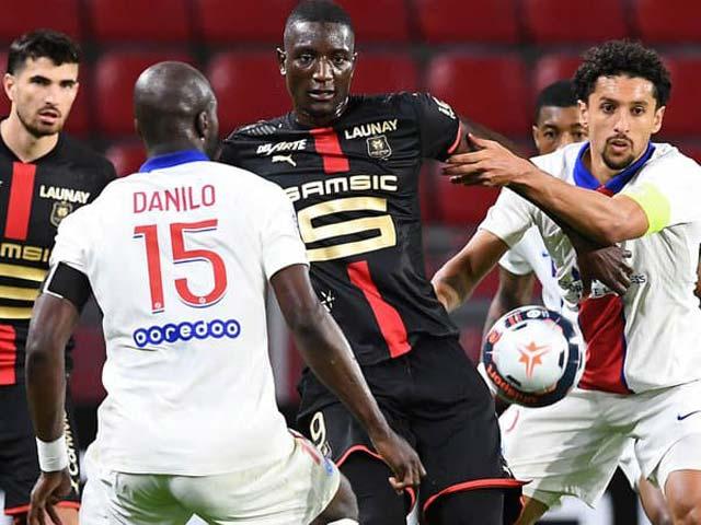Video Rennes - PSG: Nỗ lực được đền đáp, tiếc nuối Neymar