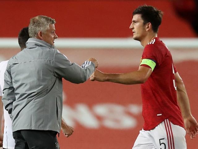 Maguire khó đá chung kết Europa League, MU ôm hận vì tính toán của Solskjaer?