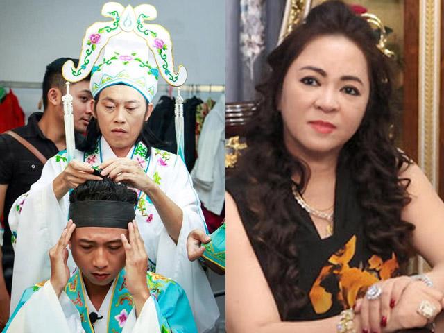 """Hứa Minh Đạt vừa lên tiếng bảo vệ Hoài Linh, bà chủ Đại Nam liền nói """"căm hận"""""""