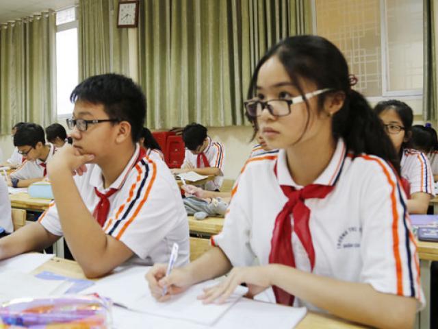 Hà Nội: Từ 12/5, học sinh nộp Phiếu đăng ký dự tuyển vào lớp 10