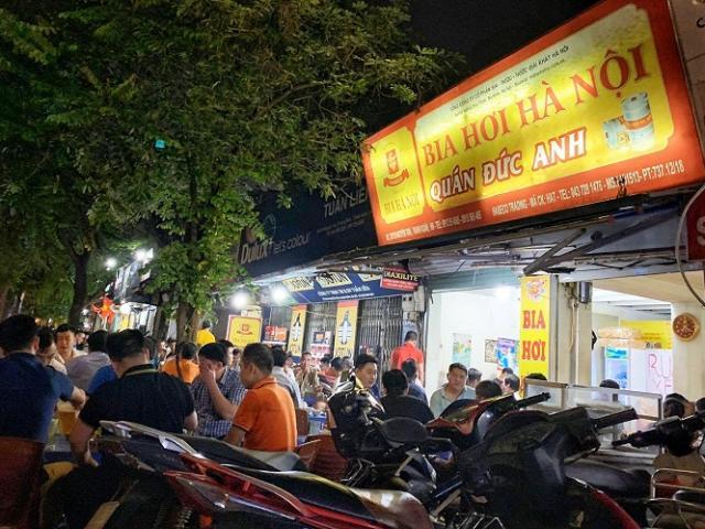 Hà Nội dừng hoạt động các quán bia hơi, chợ cóc để phòng dịch COVID-19