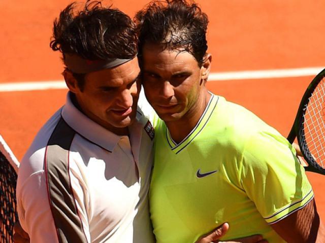 """""""Tin xấu"""" cho Federer: Nadal thi đấu tới 51 tuổi giành 30 Grand Slam?"""