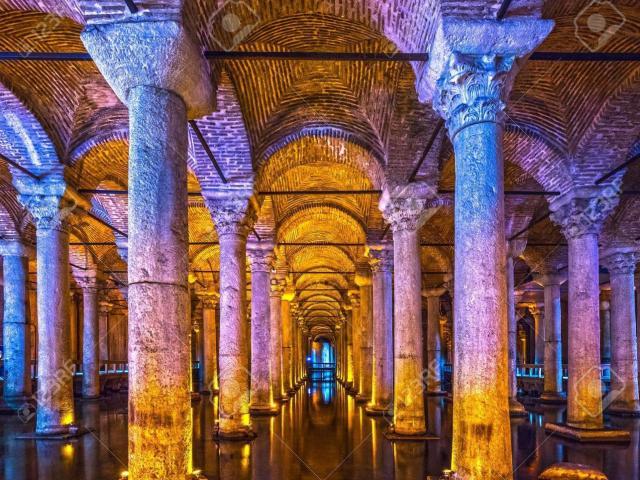 'Cung điện' gần 1.500 tuổi nào từng bị bỏ quên dưới nước?