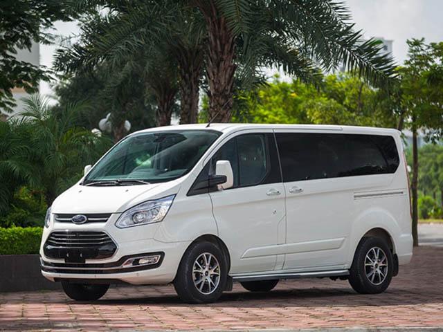 Ford ngừng kinh doanh dòng xe Tourneo tại Việt Nam