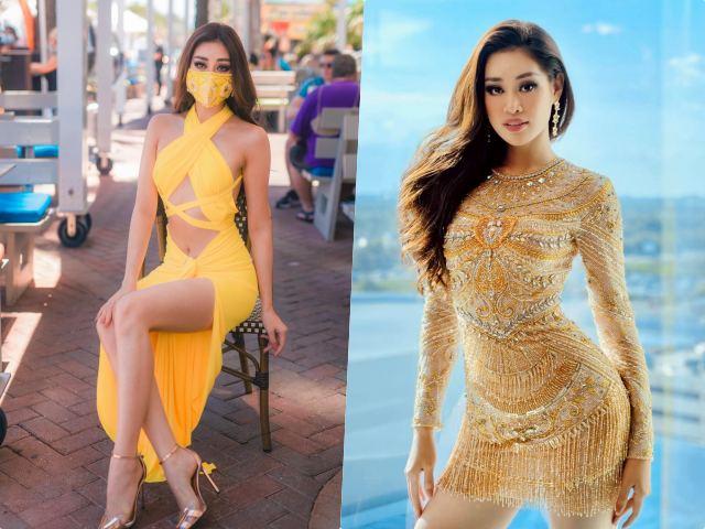 Ý nghĩa thú vị đằng sau những bộ cánh thời trang của Khánh Vân tại MU