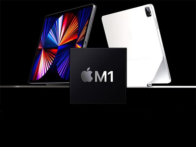 Hiệu suất iPad Pro M1 nhanh hơn 50%  so với bản cũ