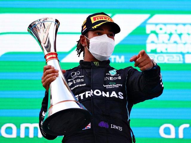 Đua xe F1, Spanish GP: Hamilton chạm mốc 100 pole, cân bằng kỷ lục của Senna