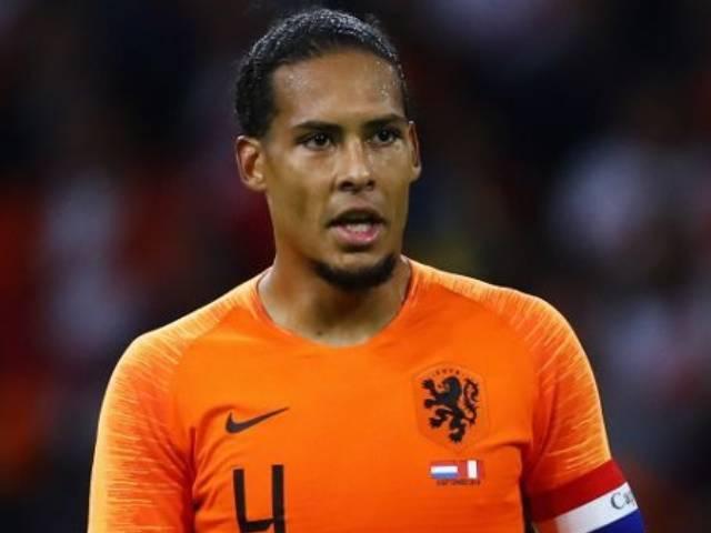 Tin mới nhất bóng đá tối 12/5: Van Dijk xác nhận không dự Euro