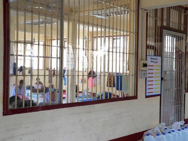 Gần 3.000 tù nhân, nhân viên quản giáo Thái Lan dính COVID-19