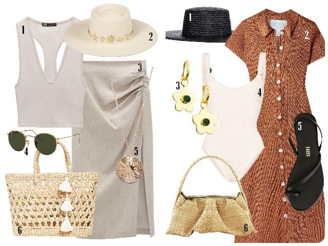 8 ý tưởng trang phục đi biển cho kỳ nghỉ tiếp theo của bạn