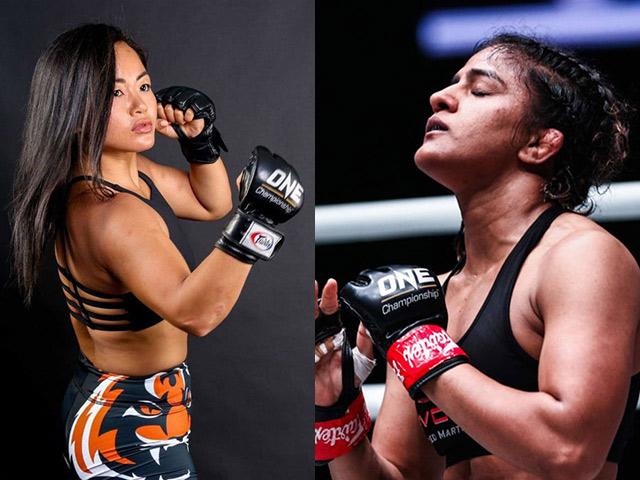 """Nóng đại chiến MMA: Bi Nguyễn và Ritu Phogat """"võ mồm nắn gân nhau"""""""