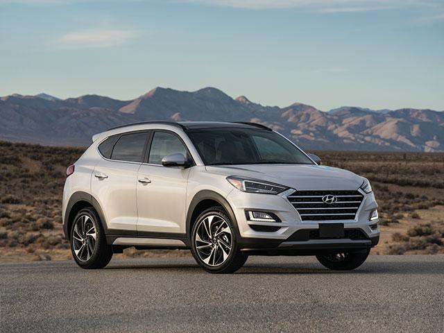 Giá xe Hyundai Tucson lăn bánh tháng 5/2021