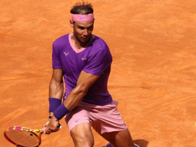 Video Shapovalov - Nadal: Ngược dòng đẳng cấp, bùng nổ trong loạt tie-break (Vòng 3 Rome Masters)