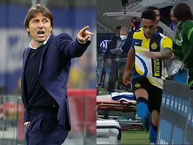 Choáng HLV Conte chửi thẳng mặt SAO Inter Milan vì phản ứng gây sốc