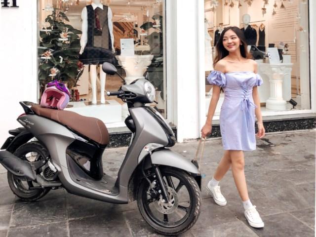 Bảng giá các dòng xe tay ga Yamaha mới nhất tháng 5/2021