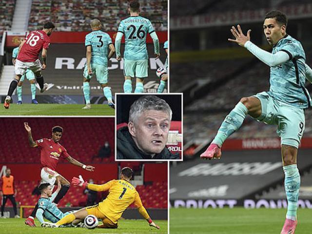 """MU thua ngược Liverpool: """"Quỷ đỏ"""" đón ác mộng 49 năm, """"The Kop"""" lập mưa kỳ tích"""