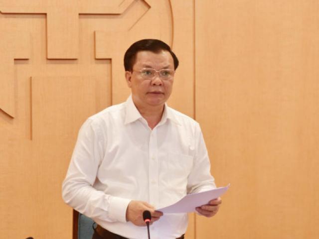 Bí thư Hà Nội nói về việc xử lý Giám đốc Hacinco mắc Covid-19, phòng khám Thu Cúc