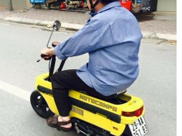 """Những chiếc xe máy tí hon từng """"đốn tim"""" nhiều người Việt Nam"""