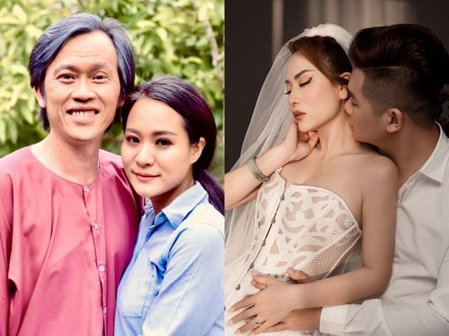 Hoài Linh làm chủ hôn đám cưới con gái cưng ở TP.HCM