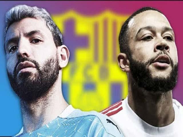 """Barca đạt thỏa thuận đón Aguero và Depay, vẫn dễ """"bể kèo"""" vì Messi - Koeman"""