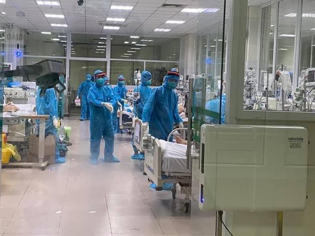 Ca COVID-19 đầu tiên tử vong trong đợt dịch thứ 4