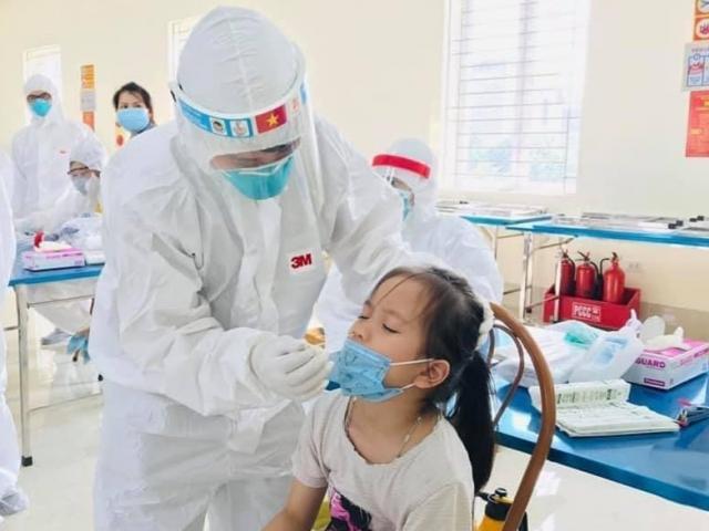 Bắc Ninh thêm 30 ca dương tính với SARS-CoV-2, lấy mẫu xét nghiệm ngẫu nhiên tại các chợ, siêu thị