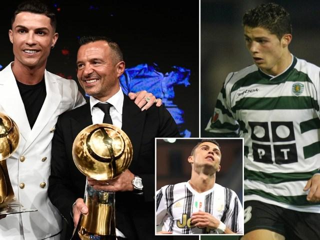"""Ronaldo bị đồn bỏ Juventus về BĐN chơi bóng, siêu """"cò"""" chính thức lên tiếng"""