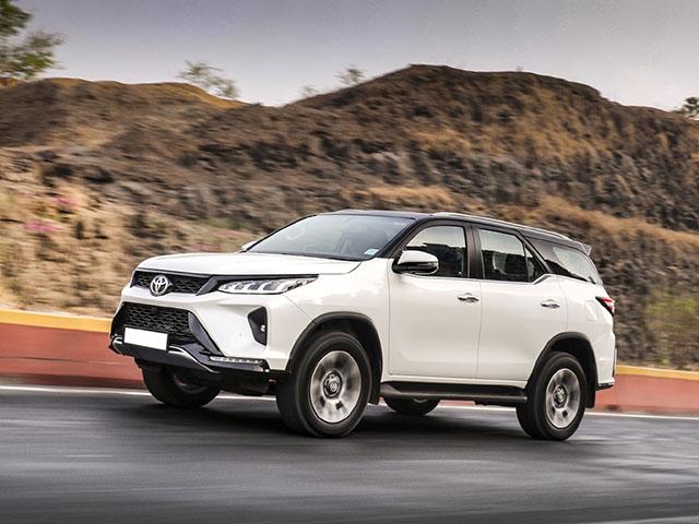 Giá xe Toyota Fortuner lăn bánh tháng 5/2021