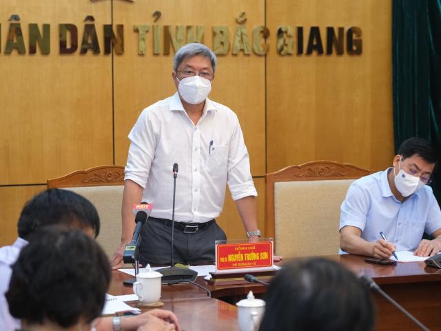 Ca mắc COVID-19 ở Bắc Giang tăng kỷ lục, Bộ Y tế họp khẩn ngay trong đêm