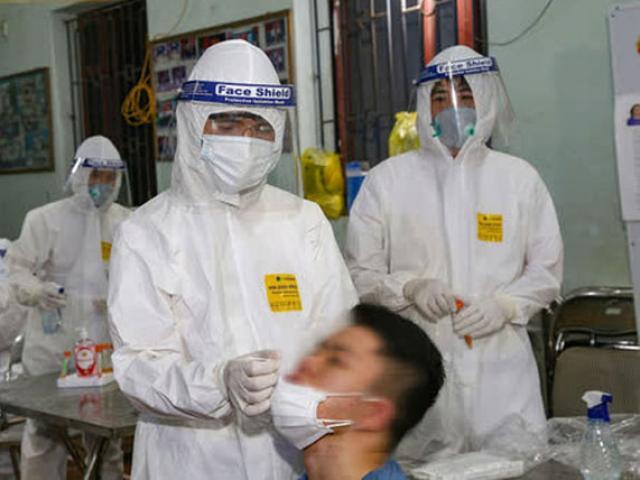 Điện Biên: Thêm 7 trường hợp dương tính với SARS-CoV-2