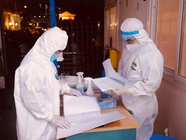 Thêm 54 ca mắc COVID-19, ngày 16/5 ghi nhận số ca lây nhiễm trong nước cao kỷ lục