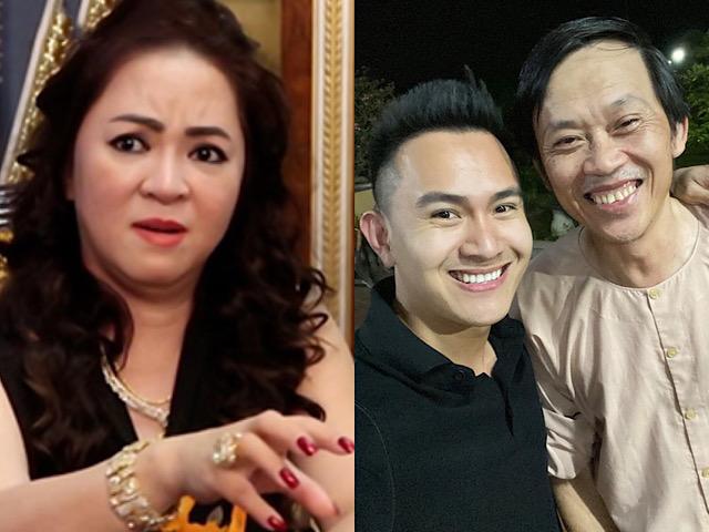 Con trai ruột Hoài Linh nói một câu bất ngờ sau khi bố bị bà chủ Đại Nam chỉ trích dữ dội