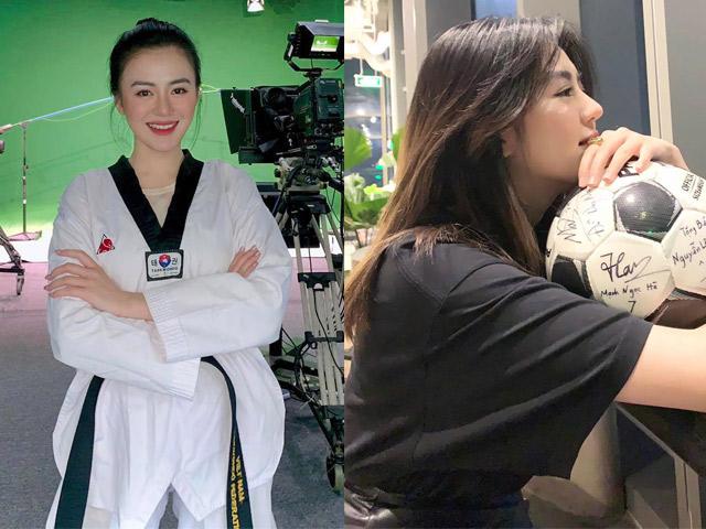 Hot girl đai đen Taekwondo Thảo Uyên lên sóng Nóng cùng Euro