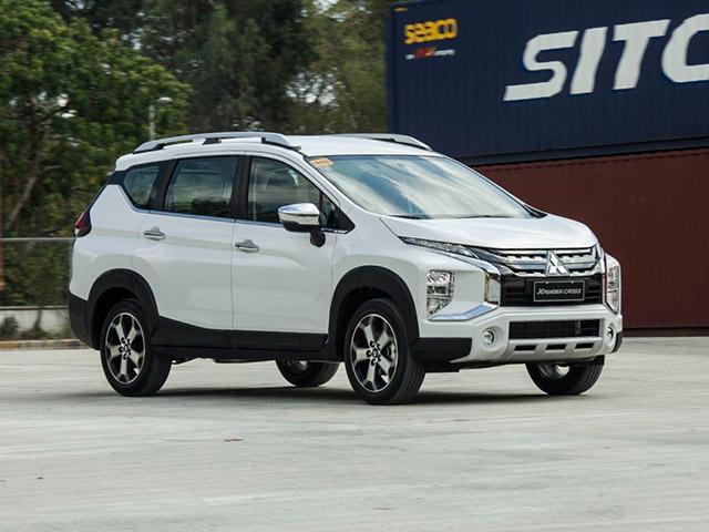 Giá xe Mitsubishi Xpander Cross lăn bánh tháng 5/2021
