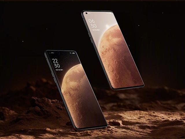 Ra mắt Oppo Find X3 Pro Sao Hỏa siêu bá đạo