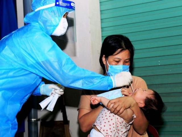 Hà Nam thêm 5 ca dương tính với SARS-CoV-2 ở ổ dịch thôn Phú Đa