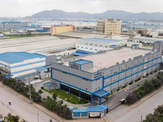 Công ty hiện là ổ dịch Covid-19 lớn ở Bắc Giang làm ăn ra sao?
