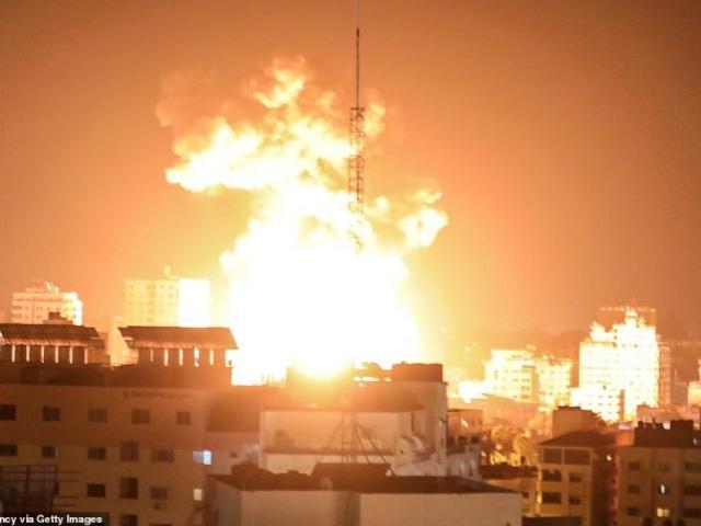Israel đánh sập 15km đường hầm, chỉ huy cấp cao Palestine thiệt mạng